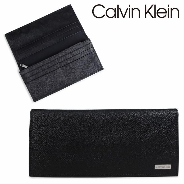 カルバンクライン Calvin Klein 財布 メンズ 長財...