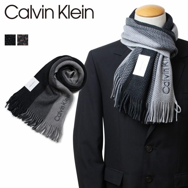 カルバンクライン Calvin Klein マフラー メンズ ...