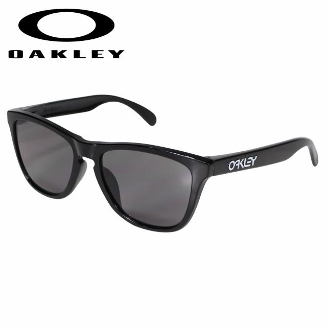 オークリー Oakley サングラス フロッグスキン アジアンフィット メンズ レディース Frogskins ASIA FIT ブラック OO9245-7554