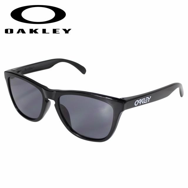 オークリー Oakley サングラス フロッグスキン アジアンフィット メンズ レディース Frogskins ASIAN FIT ブラック OO9245-01