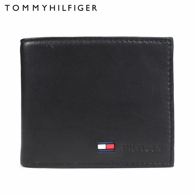トミーヒルフィガー TOMMY HILFIGER 財布 二つ折...