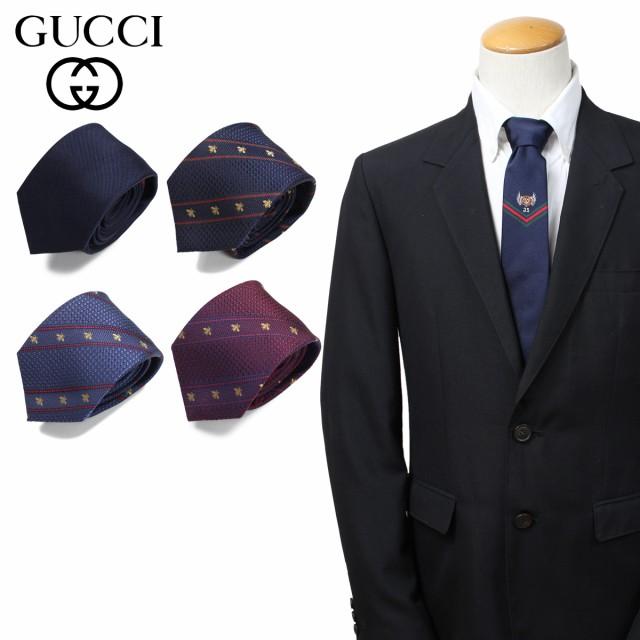 グッチ GUCCI ネクタイ メンズ イタリア製 シルク...