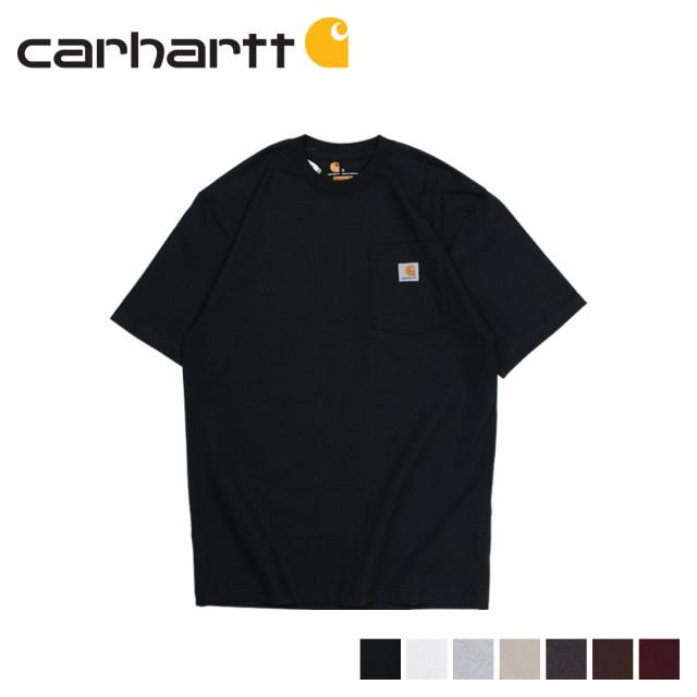 カーハート carhartt Tシャツ 半袖 メンズ ポケッ...