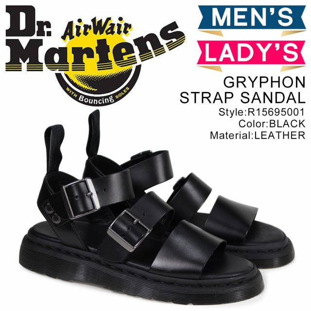 ドクターマーチン Dr.Martens サンダル グリフォ...
