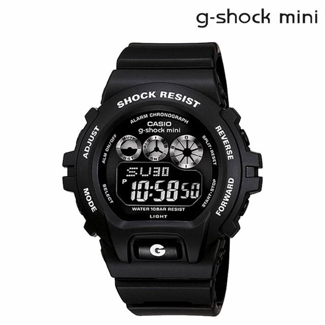 カシオ CASIO g-shock mini 腕時計 GMN-691-1AJF ...