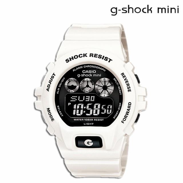 カシオ CASIO g-shock mini 腕時計 GMN-691-7AJF ...