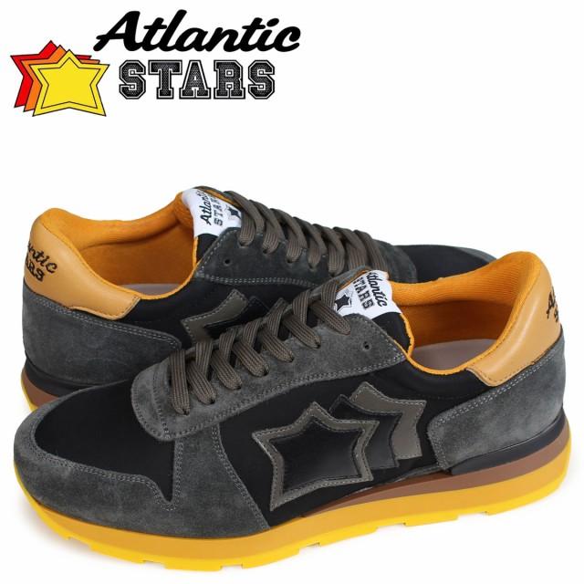 アトランティックスターズ メンズ スニーカー Atlantic STARS シリウス SIRIUS NAA-05N ブラウン 予約商品 10/17頃入荷予定 新入荷