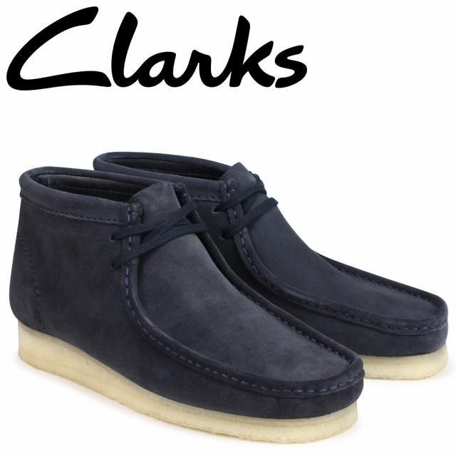 クラークス ワラビー ブーツ メンズ Clarks WALLA...