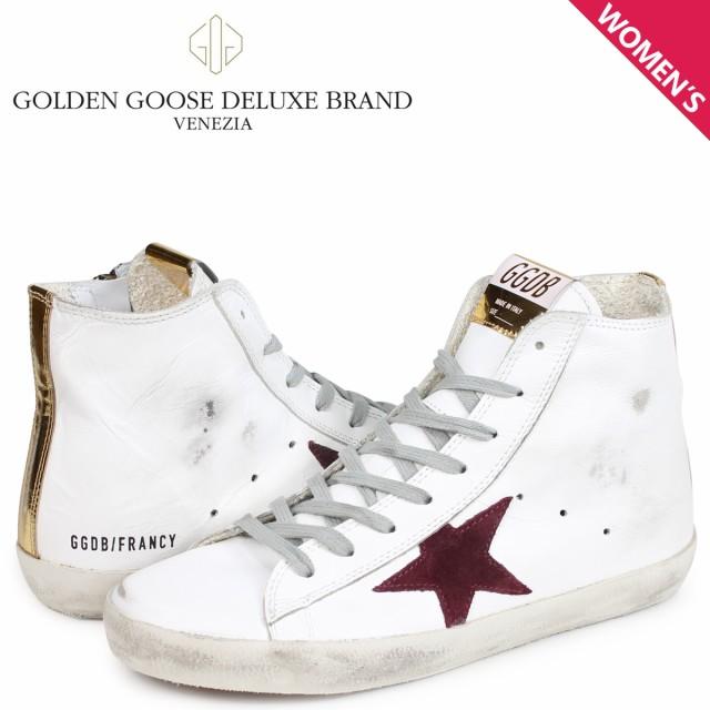 ゴールデングース Golden Goose スニーカー レディース フランシー FRANCY ホワイト G33WS591 B38 予約商品 11/21頃入荷予定 新入荷