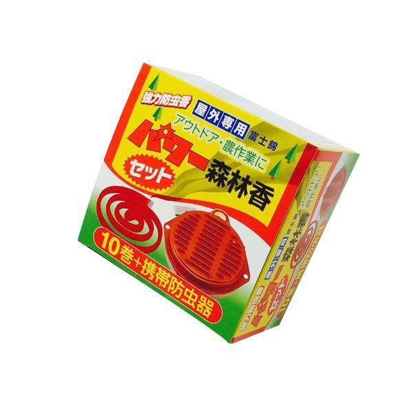 児玉兄弟商会  4971833015058 パワー森林香10巻+...