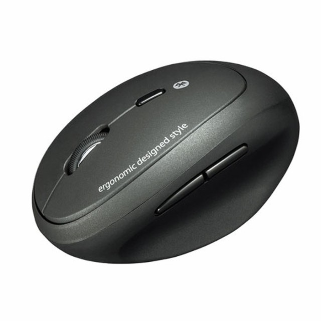 即納 マウス Bluetooth エルゴノミクスマウス 人...