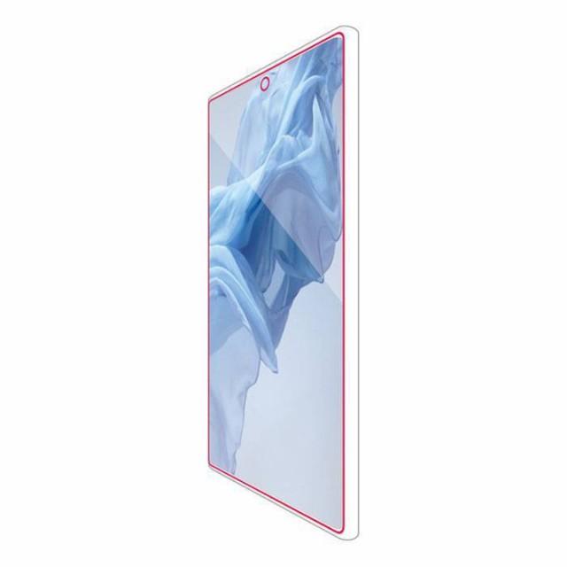 Galaxy Note10+用 液晶保護フィルム フルカバーフ...