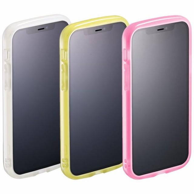 iPhone 12/iPhone 12 Pro クリアケース IJOY 360...