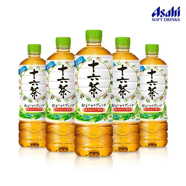 【送料無料】アサヒ 十六茶 630mL×48本 飲料...