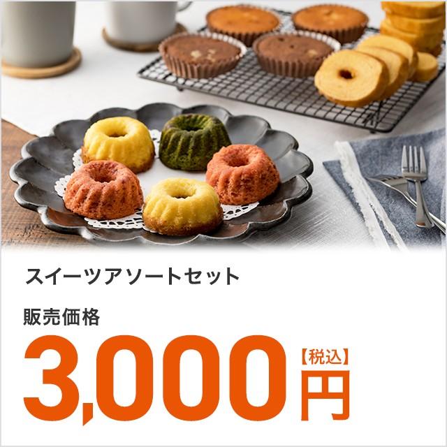 送料無料 スイーツアソートセット 焼き菓子 手土産 クグロフ マドレーヌ バームクーヘン ポイント交換