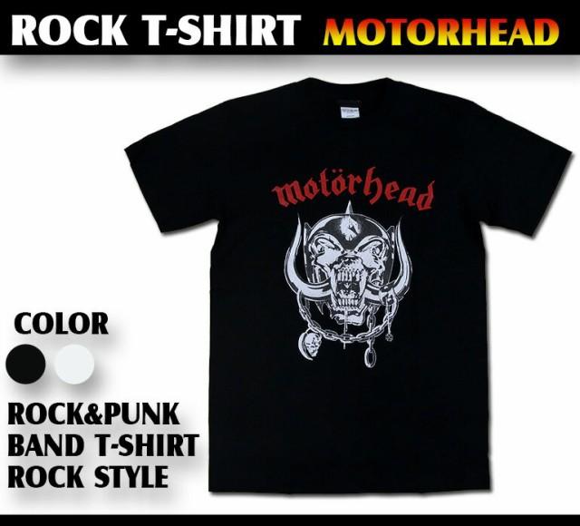 ロックTシャツ Motorhead モーターヘッド バンドT...