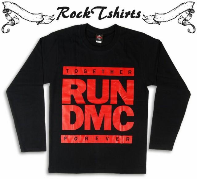 長袖ロックTシャツ Run-D.M.C. ラン ディーエムシ...