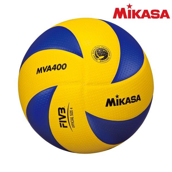 ミカサ(mikasa) MVA400 バレーボール 検定球4号...