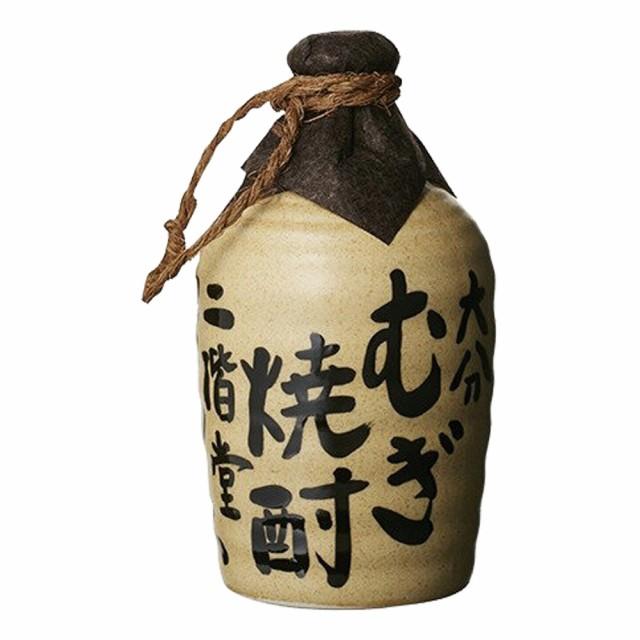 大分 麦焼酎 二階堂酒造 二階堂 吉四六 壺 (つぼ...
