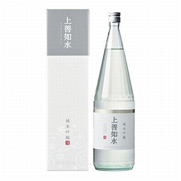 新潟清酒 白瀧酒造 上善如水 純米吟醸(じょうぜ...