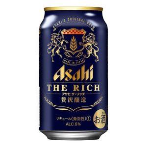 第3ビール アサヒ ザ・リッチ 350mlケース(24本入...