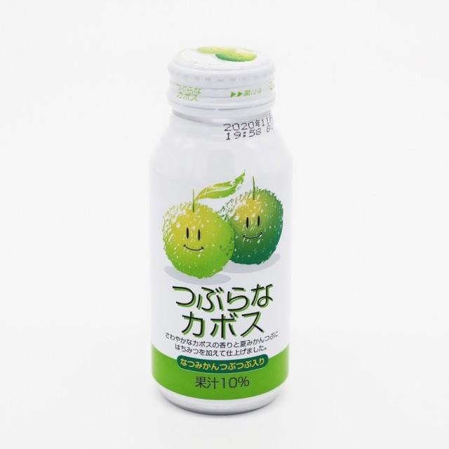 まとめ買い 飲料水 JAフーズ つぶらなカボス 190g...
