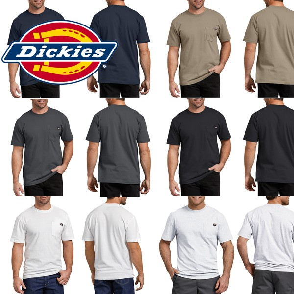 DICKIES ディッキーズHEAVYWEIGHT SHORTSLEEVE T-...