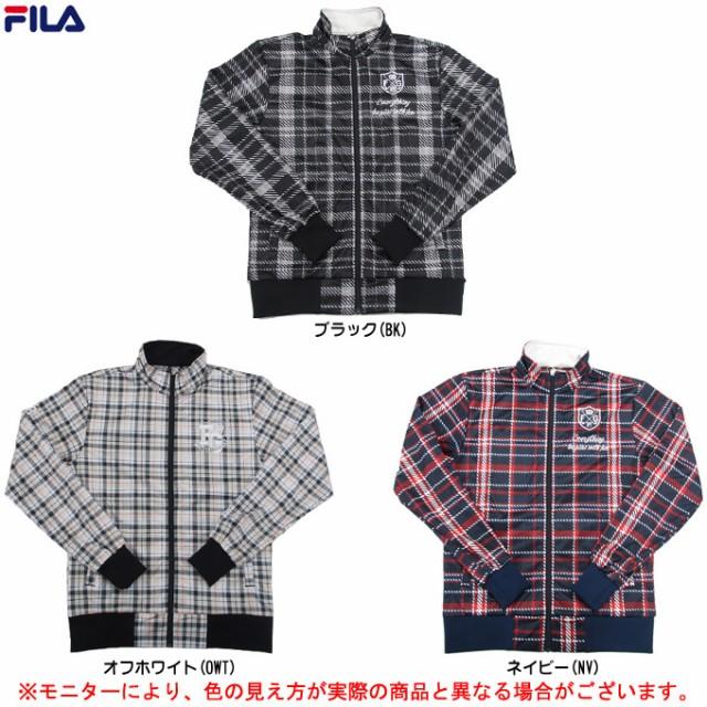 FILA(フィラ)ボンディングブルゾン(787284)ト...