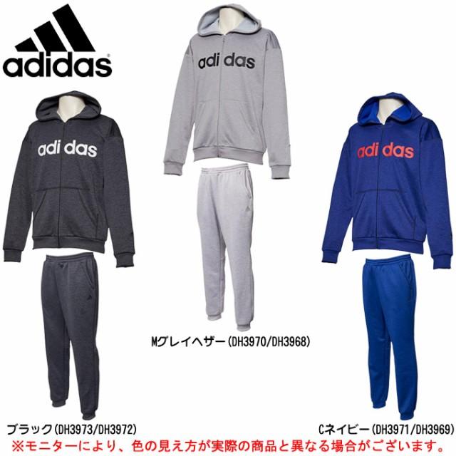 adidas(アディダス)リニアロゴ スウェット フル...