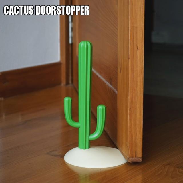 ドアストッパー Cactus Doorstopper(カクタスド...