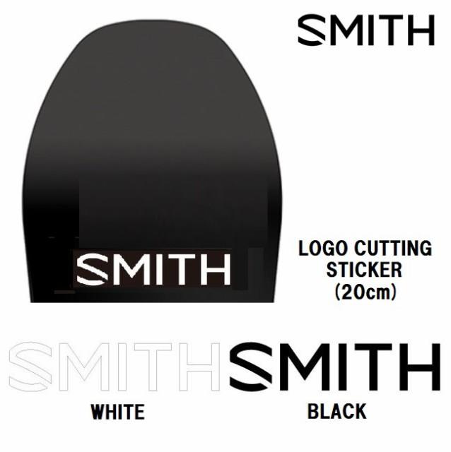 スミス ステッカー SMITH STICKER LOGO CUTTING 2...