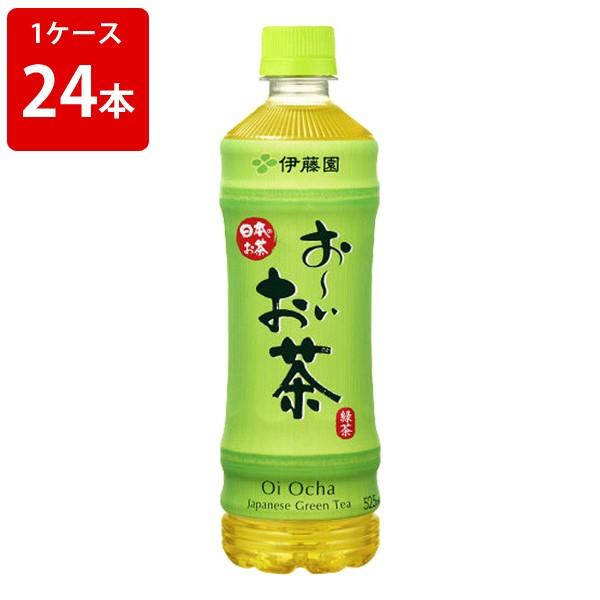伊藤園 おーいお茶 緑茶 525mlペットボトル(1...