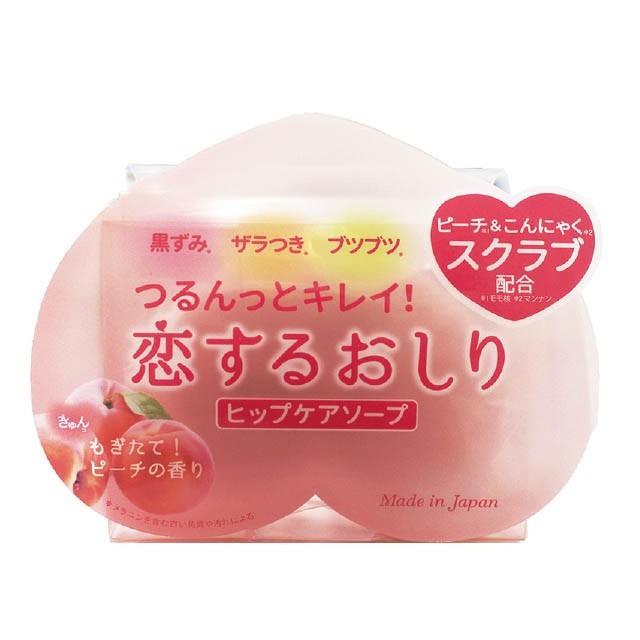 ペリカン石鹸 恋するおしりヒップケアソープ 8...