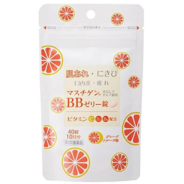 【第3類医薬品】日本臓器製薬 マスチゲン BBゼリ...