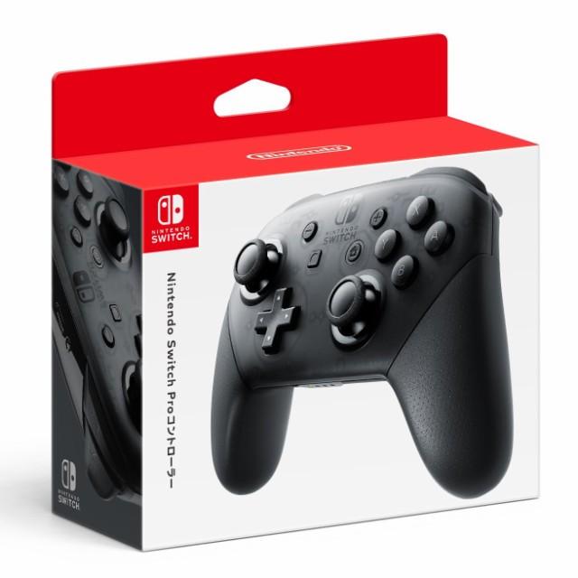 【即納★新品】NSW Nintendo Switch Proコントロ...