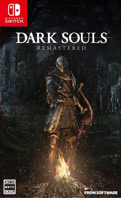 【即納★新品】NSW DARK SOULS REMASTERED 数量限...