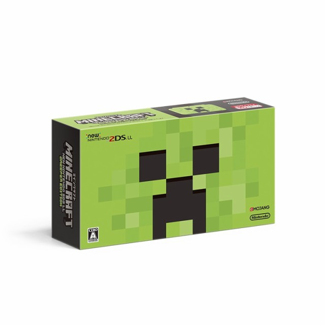 【即納★新品】2DS MINECRAFT Newニンテンドー2DS...