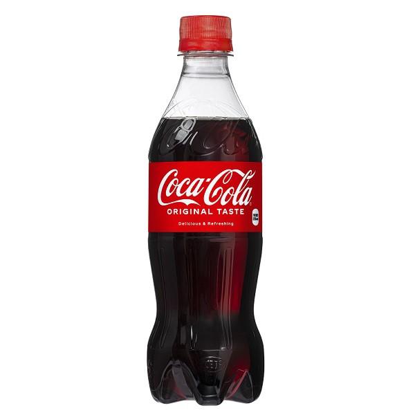 コカ・コーラ500mlペット 24本入 1ケース単位