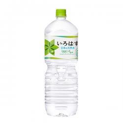 い・ろ・は・す天然水 2Lペット 6本入 1ケース...