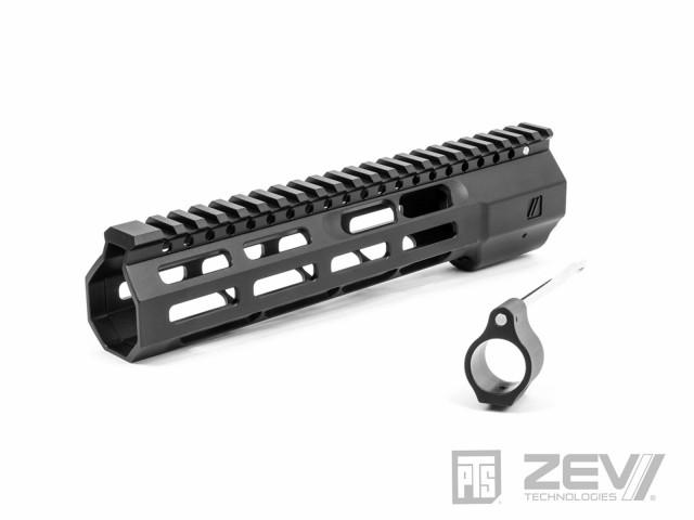 PTS ZEV WedgeLock M-LOKレイルハンドガード/9.5i...