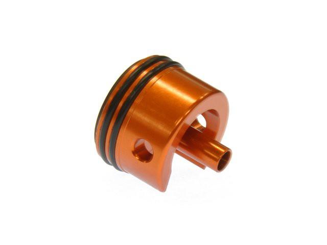 SHS 一体型シリンダーヘッド/アルミCNCサイレント...
