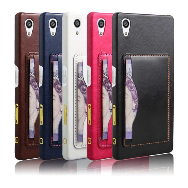 【iPhone/Xperia/Galaxy/Nexus ケース】Card Hold...