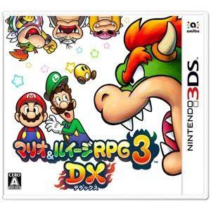 【送料無料(ネコポス)・即日出荷】3DS マリオ&ル...