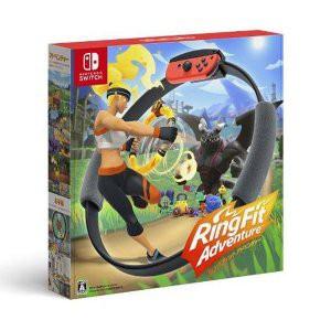 【即日出荷】【新品】Nintendo Switch リングフィ...
