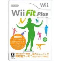 【送料無料】【中古】Wii Wii Fit Plus ソフトの...