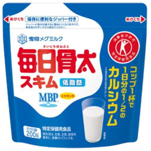 雪印メグミルク 毎日骨太 スキム 200g【雪印メグ...