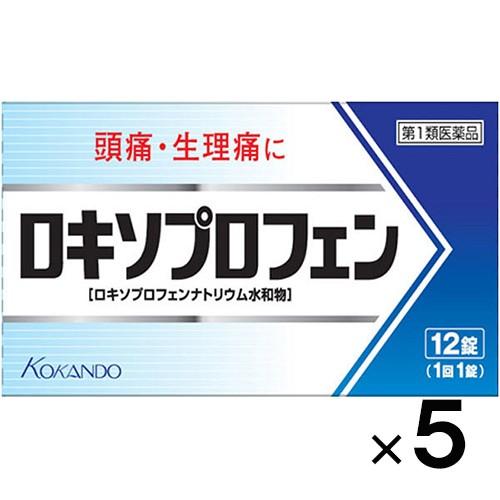 【第1類医薬品】【メール便送料無料】ロキソプロ...