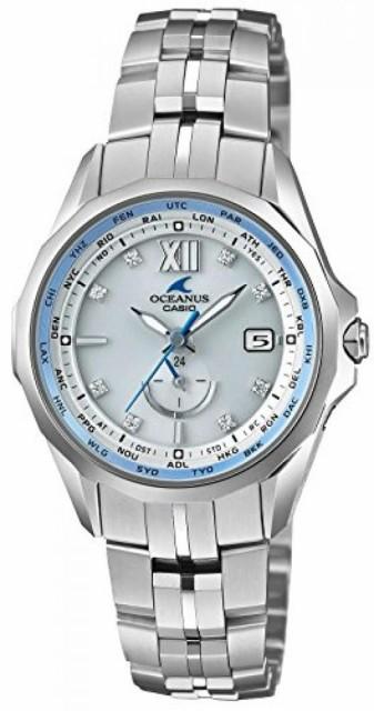 カシオ レディース 腕時計 CASIO OCEANUS OCW-S34...