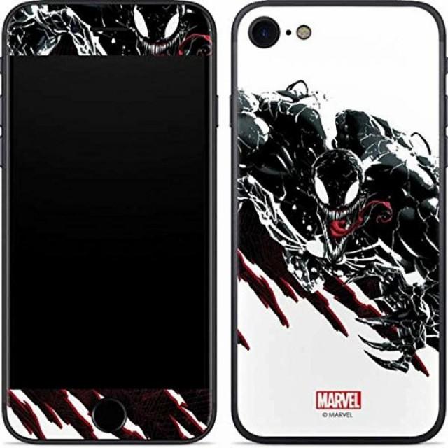 ヴェノム 送料無料 携帯 デカール ケース Marvel ...