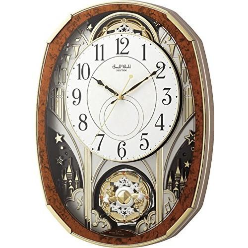 リズム時計 電波からくり時計 からくり・アミュー...